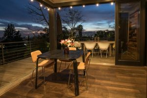 Sunset Patio
